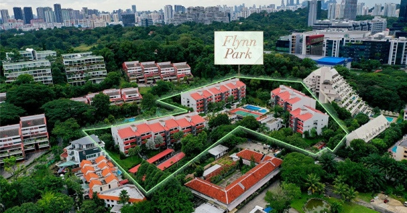 Flynn Park launches another collective sale bid at $365 mil